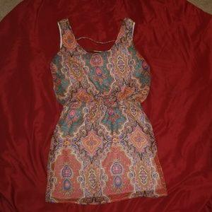 Multi- color Dress